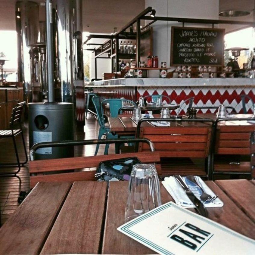 Jamie's Italian: Η Ιταλία στο κέντρο της Κωνσταντινούπολης!