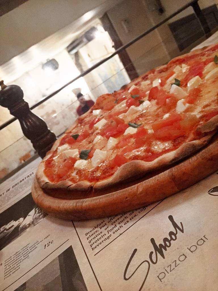 Το School Pizza Bar παραδίδει… μαθήματα ιταλικής κουζίνας!