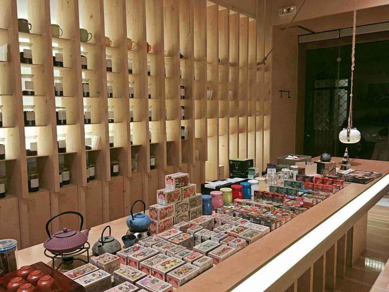Το Τσάι: Ένα teahouse με άρωμα από όλο τον κόσμο!