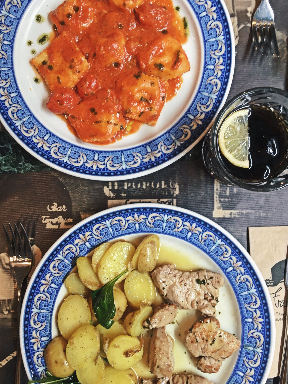 Frankie: Όταν η ιταλική κουζίνα συναντά… τη Νέα Υόρκη!