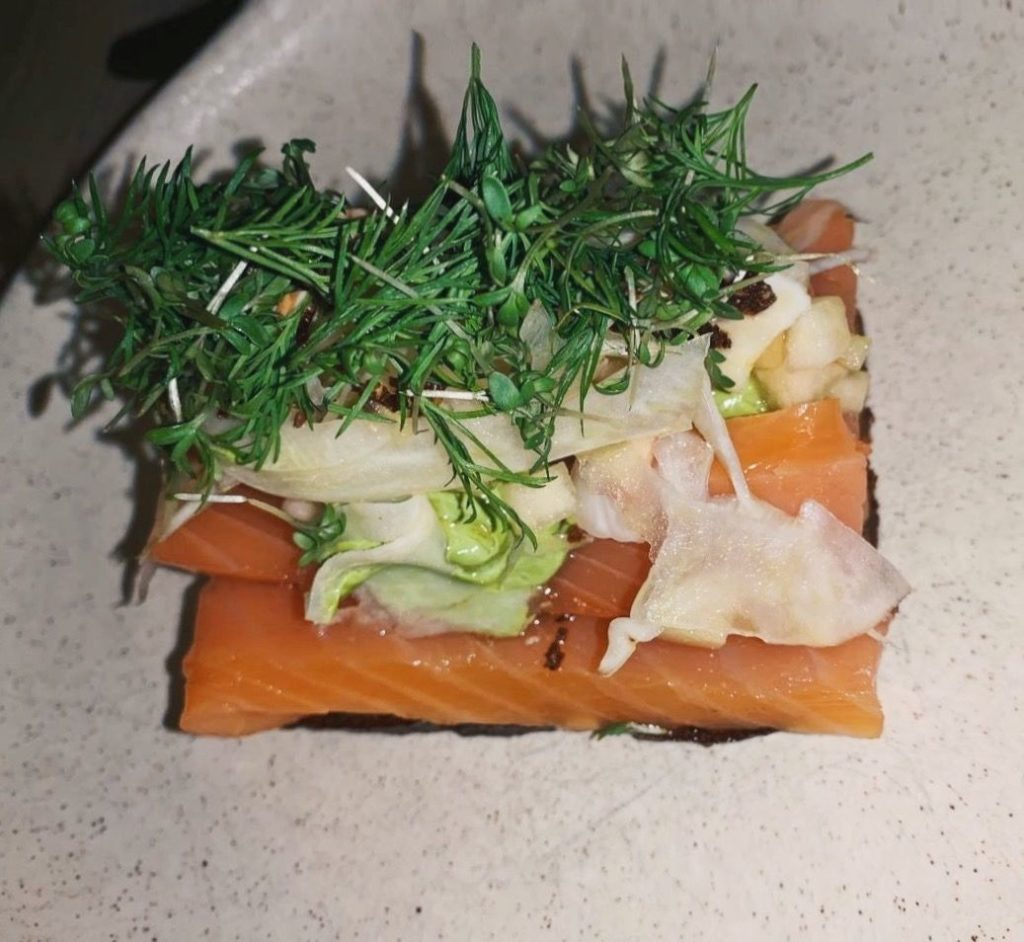 smorrebrod-salmon