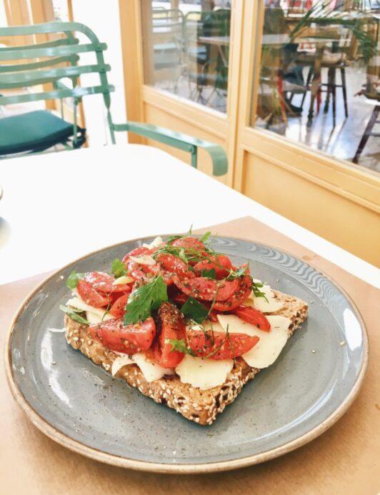 Mimosa bistrot: το πιο «πράσινο» cafe της πόλης!